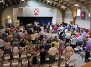 16th May 2010 - May 16.  Fellowship Hall worship