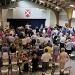 May 16.  Fellowship Hall worship by margonaut