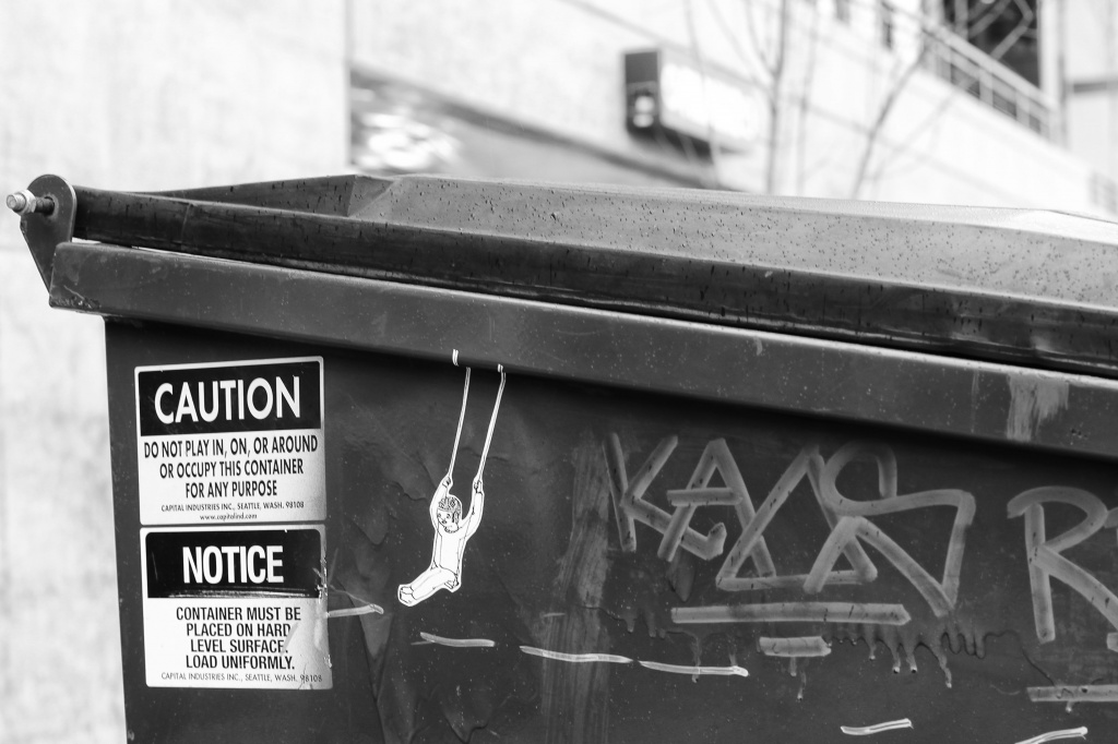 Caution ignored... by seattle