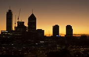 18th May 2010 - Sunrise Over Perth