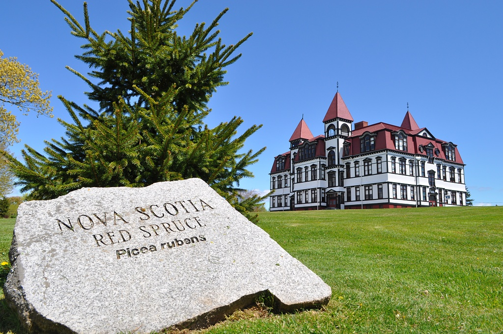 The Lunenburg Academy by Weezilou