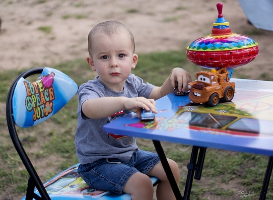 Jackson turns 2 by bella_ss