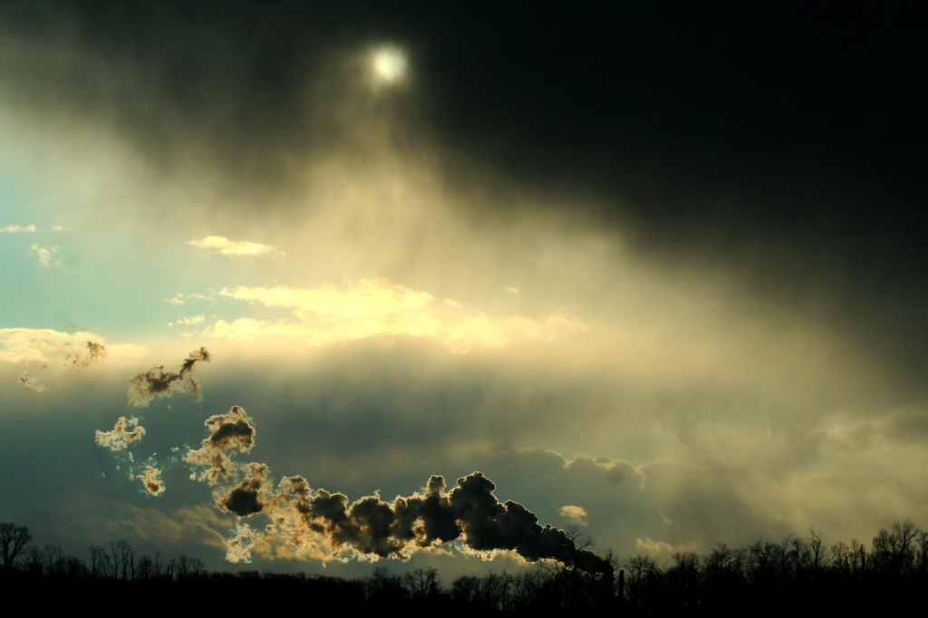 The Sky Was Steaming (Part Two)  by digitalrn