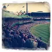 5th Jan 2012 - Australia vs India, New Years Test, Sydney Cricket Ground