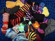 5th Jan 2012 - socks
