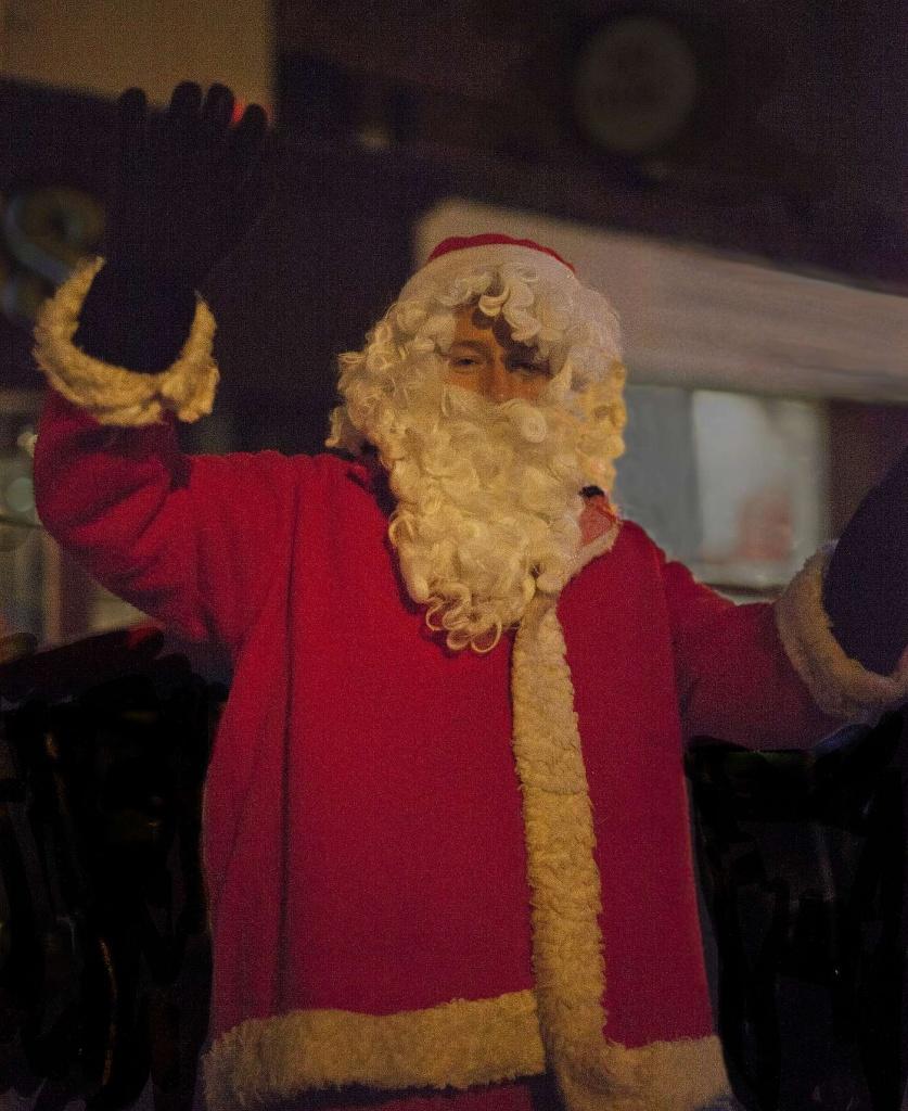 Soaking Santa by netkonnexion
