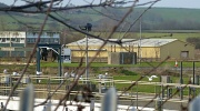 6th Jan 2012 - One flew over the sewage works