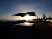 7th Jan 2012 - Dawn swimmers