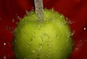 7th Jan 2012 - Apple splash