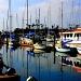 Long Beach Marina by kerristephens