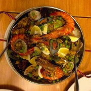 7th Jan 2012 - Seafood Paella