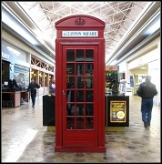 8th Jan 2012 - the red telephone booth