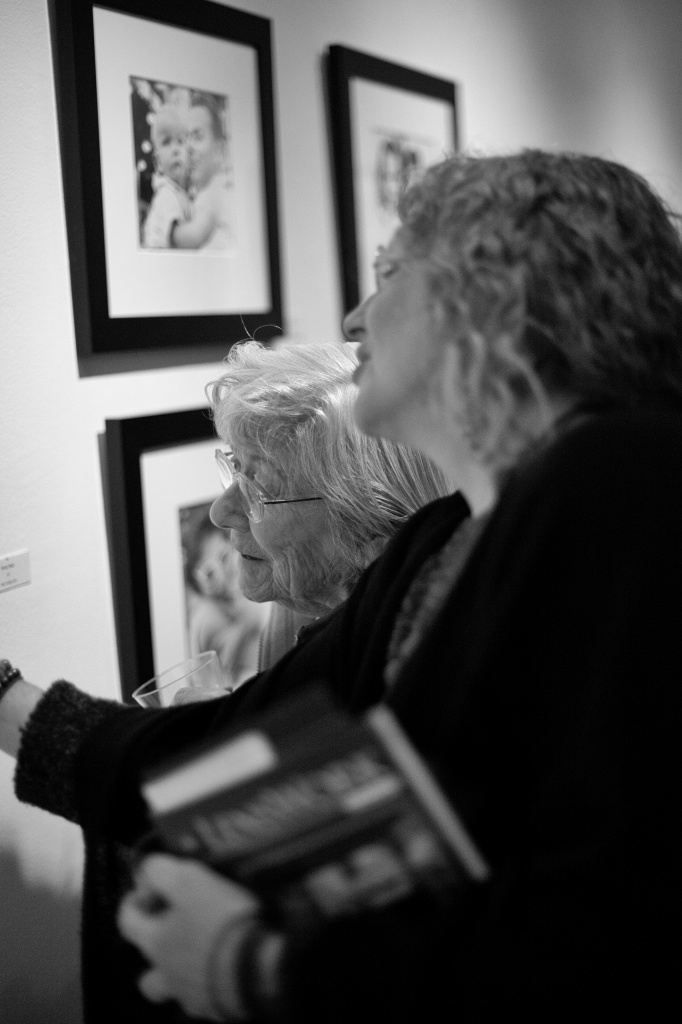 I Attended The Vivian Maier Gallery Opening In Los Angeles Last Night. by seattle