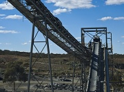 20th May 2010 - Ore Conveyor