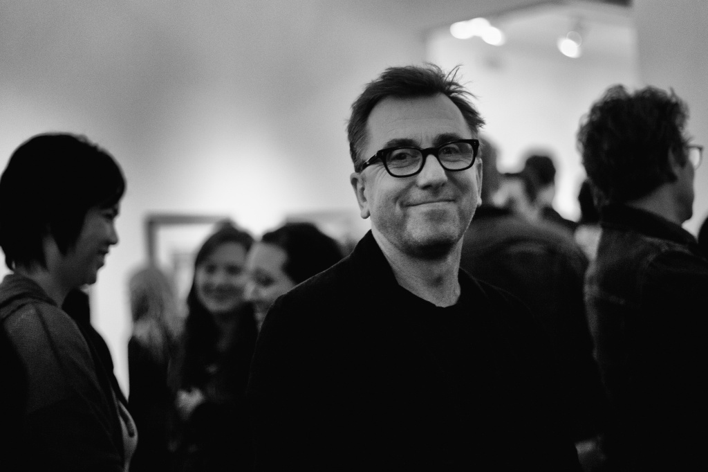 Tim Roth Hosting The Vivian Maier Exhibit At Merry Karnowsky Gallery by seattle