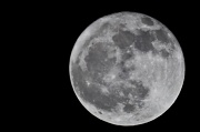 9th Jan 2012 - Full Moon