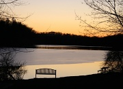 9th Jan 2012 - Subtle sunset