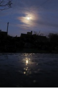 11th Jan 2012 - Pre-Dawn Moonshine