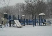 13th Jan 2012 - Snowy playground