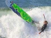 15th Jan 2012 - Surfing At Huntington Beach