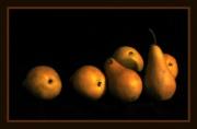 19th Jan 2012 - still life #2 - pears