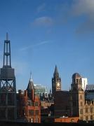 18th Jan 2012 - Manchester skyline