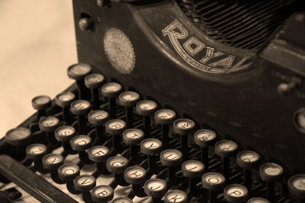 the typewriter by northy