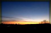 22nd Jan 2012 - glorious sunset