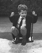 17th Jul 2011 - Back Fill 6 : Retro Image : Me circa early 1960's