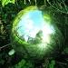 Globe in the Garden by filsie65