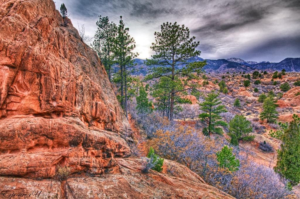 Red Rocks Open Space by exposure4u