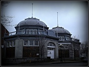 31st Jan 2012 - Queen Elizabeth building, CNE