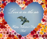 1st Feb 2012 - Early Valentine