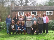 29th Jan 2012 - Hen Party Hens!