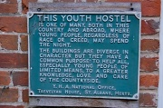 30th Jan 2012 - Youth Hostel sign