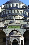 2nd Feb 2012 - Blue Mosque - Istanbul - film February