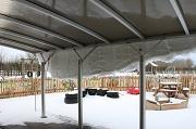 6th Feb 2012 - Snow Curtain