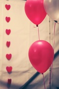 6th Feb 2012 - 7 hearts and 3 balloons