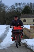 8th Feb 2012 - On yer bike postie ;-)