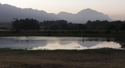 8th Feb 2012 - Reflection at Sunrise