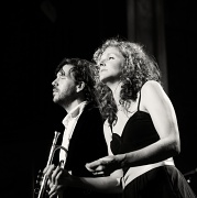 9th Feb 2012 - My Favorite Musicians Performed At The Neptune Tonight.  Abigail Washburn and Kai Welch.