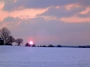 12th Feb 2012 - pink sun