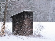 13th Feb 2012 - My favorite outhouse.