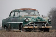 14th Feb 2012 - Old Chevy