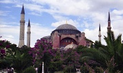 15th Feb 2012 - Hagia Sofia - masterpiece of Byzantine architecture Film February