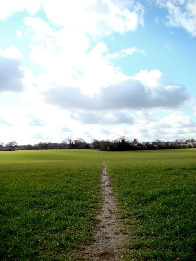 Straight Footpath v1 by bulldog