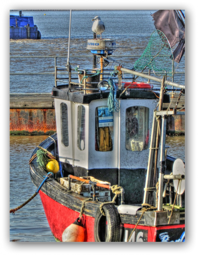 365-52 Fishing Boat by judithdeacon
