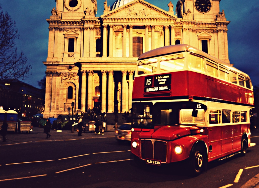 Routemaster by andycoleborn