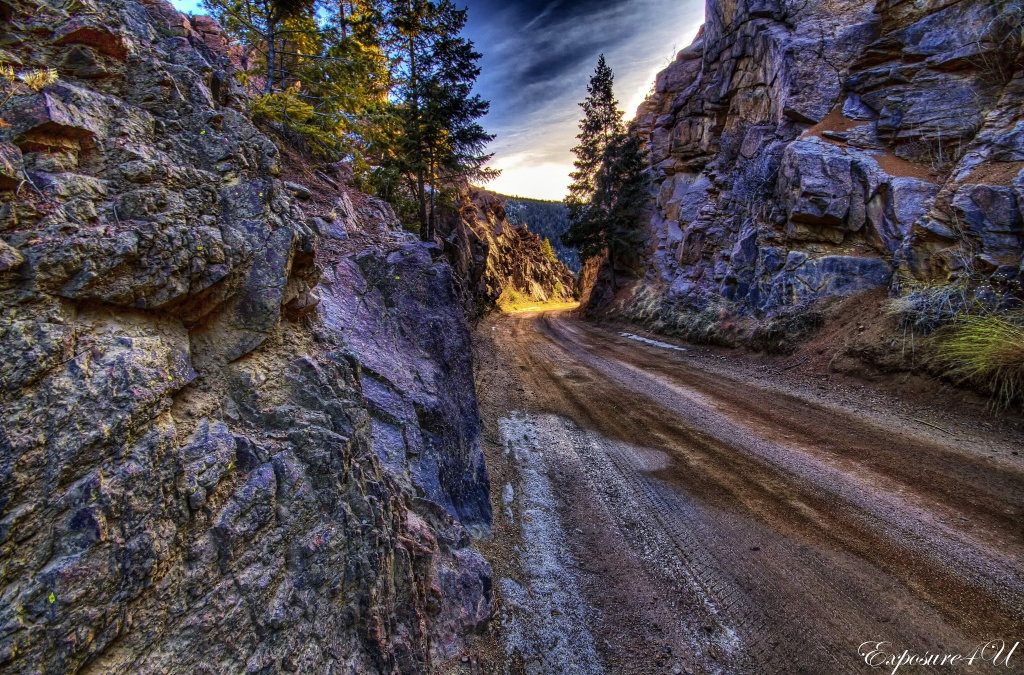 Gold Camp Road by exposure4u