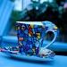 tea cup by dora